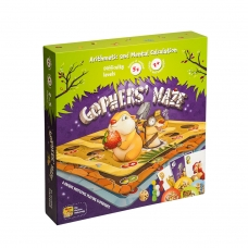 Gophers' Maze (board game)